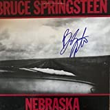 #8: Bruce Springsteen signed LP album