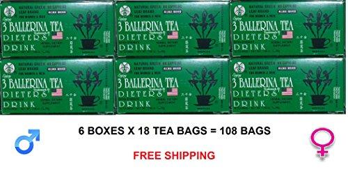 3 Alimentation Ballerina Tea Extra