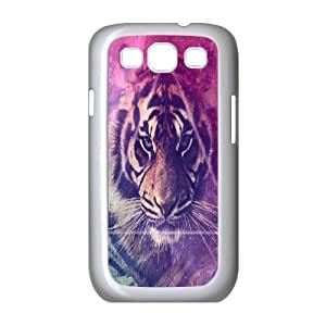 Tiger Customized Cover Case for Samsung Galaxy S3 I9300,custom phone case ygtg538487