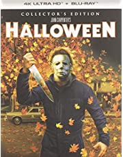 Halloween (1978) - Collector's Edition 4K Ultra HD + Blu-ray