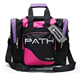 Pyramid Path Pro Deluxe Single Tote - Hot Pink/Purple