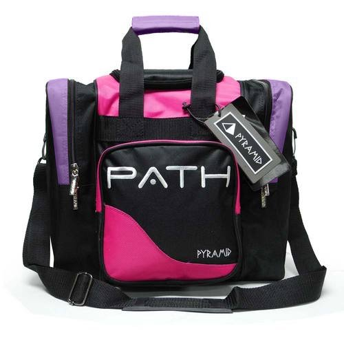 Pyramid Path Pro Deluxe Single Tote – Hot Pink/Purple For Sale