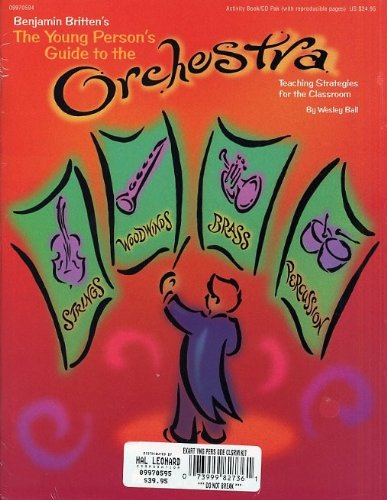 The Young Person's Guide to the Orchestra -Teaching Strategies - Book + CD