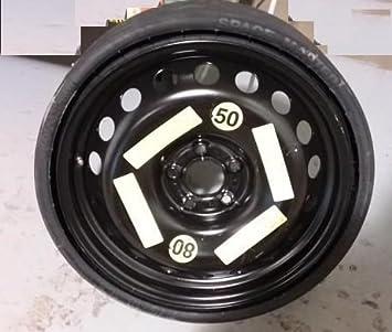 04 - 17 Audi Q7 emergencia rueda de repuesto rueda garantía # 2592 ...