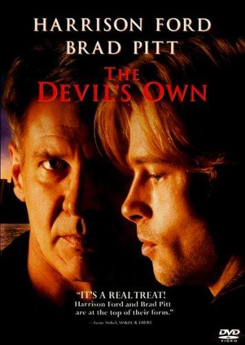 The Devil's Own Poster B 27x40 Harrison Ford Brad Pitt Margaret Colin