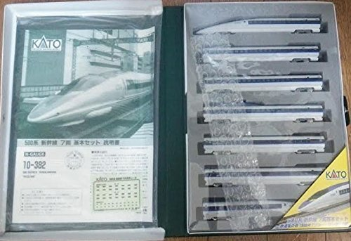 Series 500 Shinkansen Bullet Train