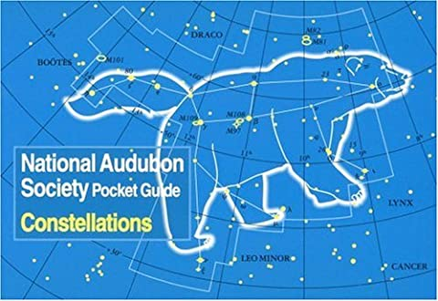 National Audubon Society Pocket Guide: Constellations (National Audubon Society Pocket Guides) (History Of Constellations)