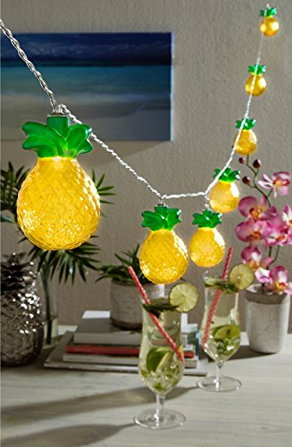 Pineapple Outdoor String Lights - 7