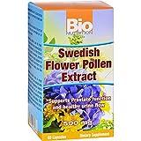 Bio Nutrition Inc Swedish Flwr Pollen Extr 60 Vcap