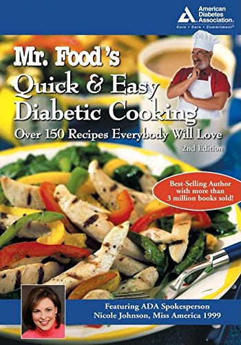 Download Mr. Food's Quick and Easy Diabetic Cooking pdf epub