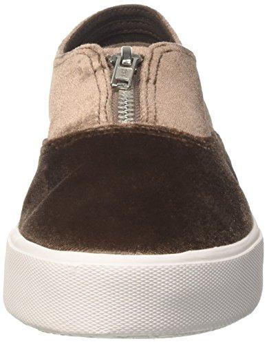 Velvet Taupe Collo a Sneaker Beige Jcprollick3vel Basso Donna Campbell Jeffrey 7O86qCB