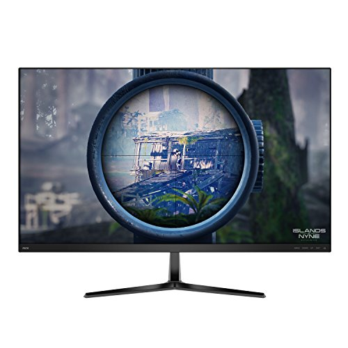 Pixio PX276 27 inch 144Hz 1ms WQHD 2560 x 1440 Wide Screen Bezel Less Display Professional Adaptive Sync 1440p Gaming Monitor by Pixio (Image #3)