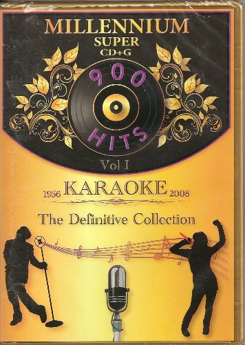 - DK Millennium Super CDG Vol.1 - 905 Karaoke songs for CAVS or Windows PC