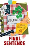 Final Sentence (A Cookbook Nook Mystery)