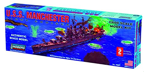 u manchester light cruiser building