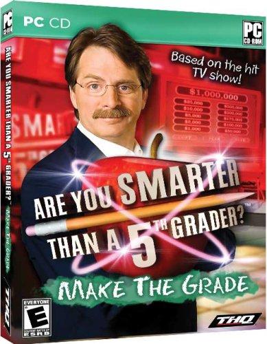 Are You Smarter Than a 5th Grader: Make the Grade - PC