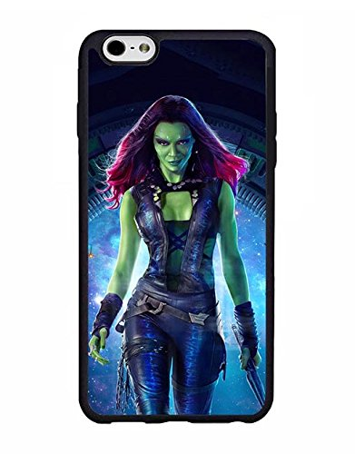 IPhone 6s Plus H¨¹lle Case - guardians of the galaxy gamora Film Exclusive Creative Simple Aesthetic Hard Plastic Shell For IPhone 6 6s Plus (5.5 (Guardians Of The Galaxy For Sale)