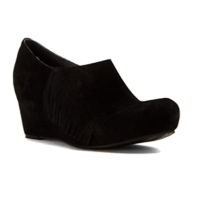 Sacha London Women's Vivian Black Kid Suede ...