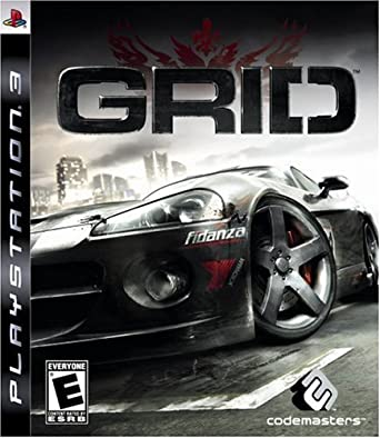 Amazon Com Grid Playstation 3 Artist Not Provided Video Games