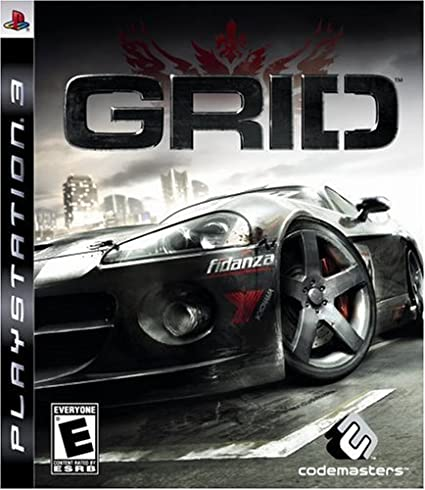 GRID (PS3) PlayStation 3 Games at amazon