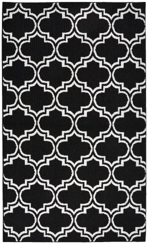 Garland Rug Silhouette 7 Feet Black product image