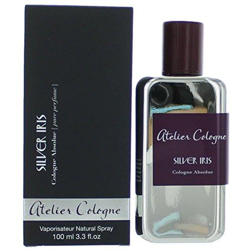 (Atelier Cologne Silver Iris Cologne, 3.3 Ounce)