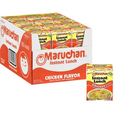 Maruchan Instant Lunch (Maruchan Instant Lunch Chicken Flavor -24/2.25oz)