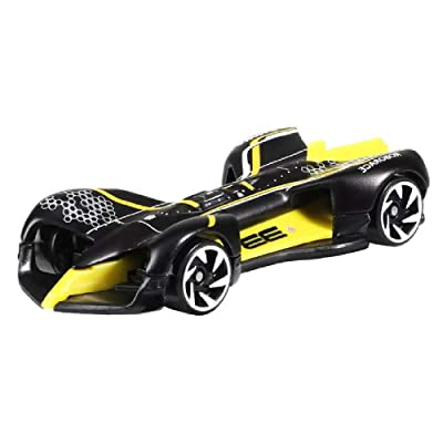 Hot Wheels 2020 Hw Race Day 9/10 - Roborace Robocar (Black): Toys & Games