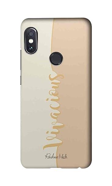 Amazon com: Vivacious Gold - Sublime Case for Xiaomi Redmi Note 5