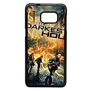 The Darkest Hour High Resolution Poster Samsung Galaxy Note 5 Edge Cell Phone Case funda Black Cell Phone Case funda Cover EEECBCAAM76241