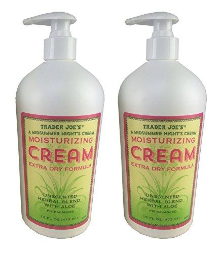 Trader Joes Moisturizing Cream Formula