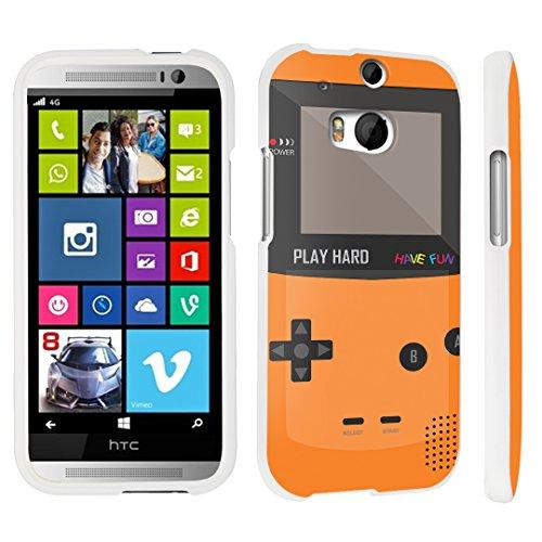 Hard Case White - (Gameboy Orange) ()