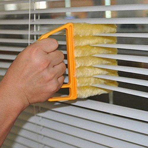 Windspeed Mini Blind Cleaner, Air Conditioner Duster Dirt Cleaner housework Tool