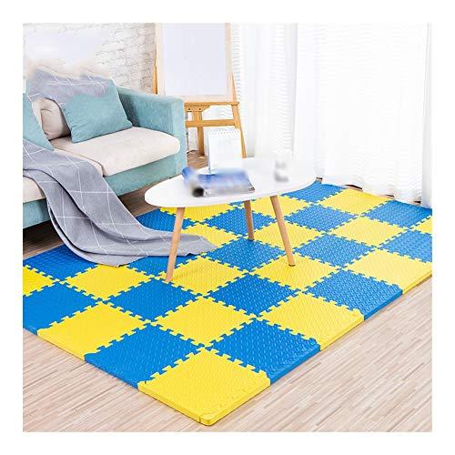 ALGFree Children Kids Baby Foam Puzzle Play Mat Interlocking Activity Protection Flooring Mat Soft EVA Pad, Colour…