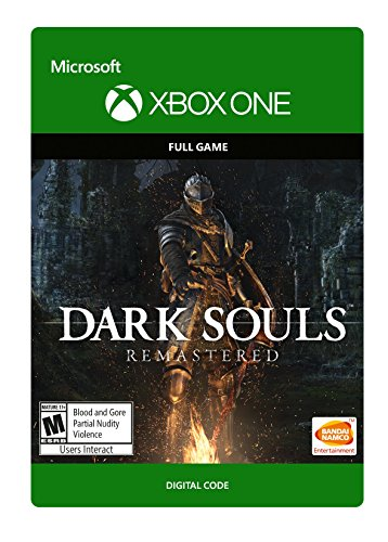 Dark Souls: HD Remaster - Xbox One [Digital Code] by Bandai