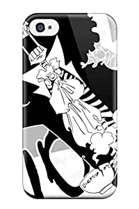 JessicaBMcrae Iphone 4/4s Well-designed Hard Case Cover Amazing Brook One Piece Protector