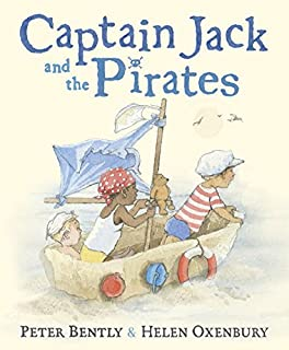 Book Cover: Captain Jack and the Pirates