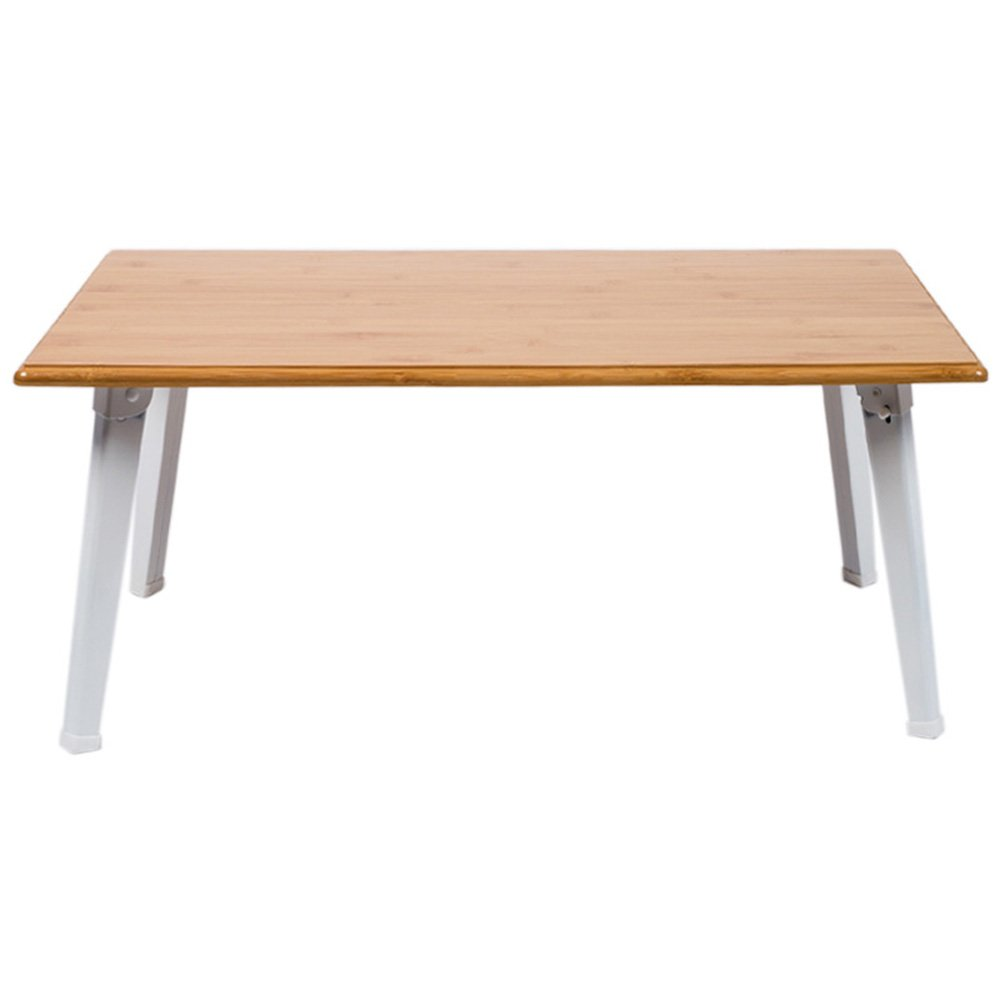 FEIFEI ラップトップデスクノートブックテーブルスタンド折りたたみ式朝食は、金属製の脚と100%竹でソファベッドのためのトレイを提供する ( サイズ さいず : 70*40cm ) B07C7G6BRG 70*40cm 70*40cm