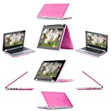 "iPearl mCover Hard Shell Case for 13.3"" Dell Inspiron 13 7352 2-in-1 Convertible Laptop (Pink)"