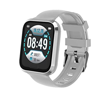 CHshe Smart Watch, P30 Smartwatch Pantalla A Color Resistente Al ...