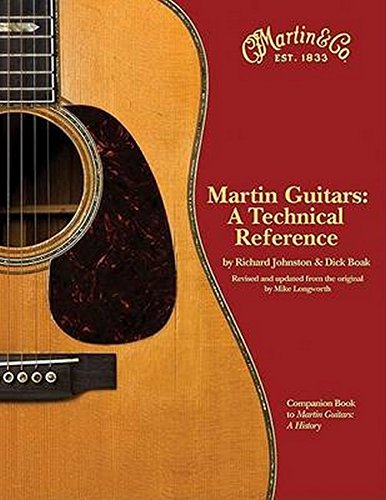 Martin Guitars: A Technical Reference by Hal Leonard