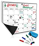 [Pack of 2] Magnetic Dry Erase White Board for