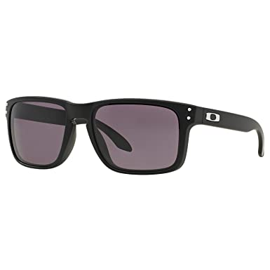 924ad15b01 Amazon.com  Oakley Holbrook Sunglasses-01 Matte-Black-os  Clothing