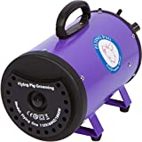 Flying One Purple High Velocity 4.0 Hp Motor Dog Pet Grooming Force Dryer w/ Heater