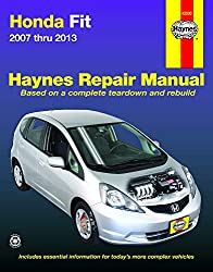 Image of the product Honda Fit 2007 thru 2013 that is listed on the catalogue brand of Haynes.