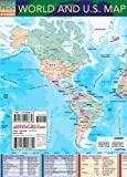 World and U. S. Map, Inc. BarCharts, 1572228652
