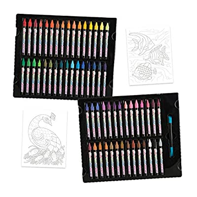 Orb The Factory Hi-Def Creation Coloring System, Multiple Colors, 10