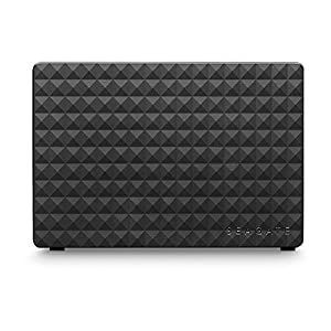 Seagate Expansion 8TB Desktop External Hard Drive USB 3.0 (STEB8000100)
