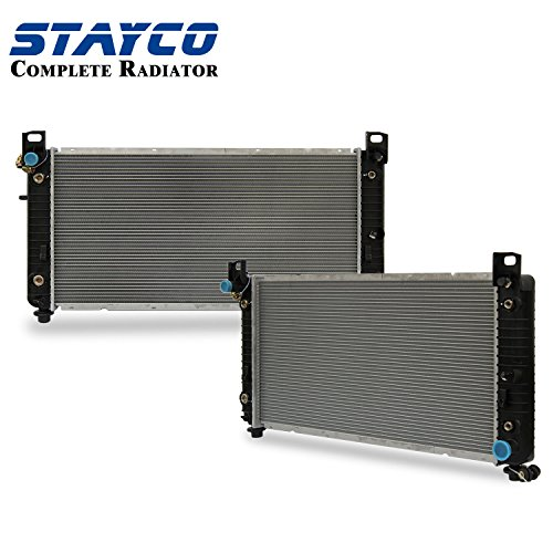 - CU2370 Radiator Replacement for Cadillac Escalade Chevrolet Tahoe Avalanche Silverado 1500/2500/3500 Suburban 1500/2500 GMC Yukon Sierra 1500/2500/3500 Hummer H2 V8 6.5L 5.3L