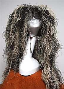 GhillieSuits Sniper Boonie Hat Mossy Size 7.5